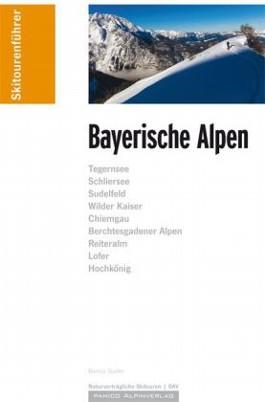 """Skitourenführer """"Bayerische Alpen"""""""