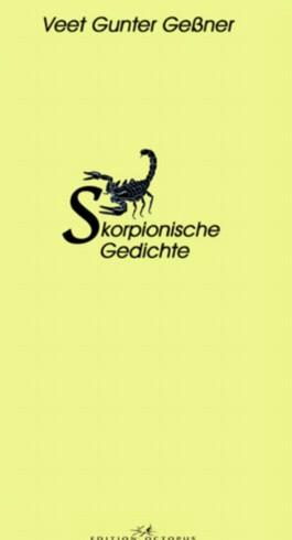 Skorpionische Gedichte