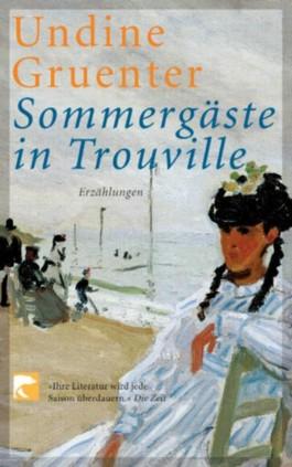 Sommergäste in Trouville