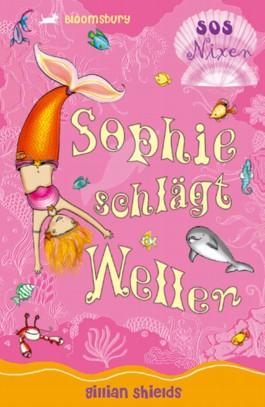 Sophie schlägt Wellen
