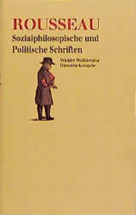 Sozialphilosophische und Politische Schriften