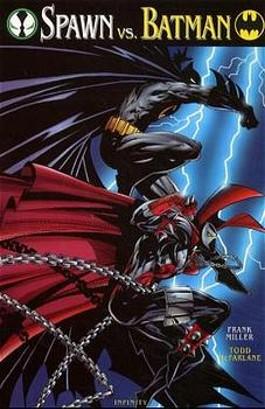 Spawn versus Batman