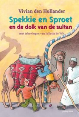 Spekkie en Sproet en de dolk van de sultan / druk 1