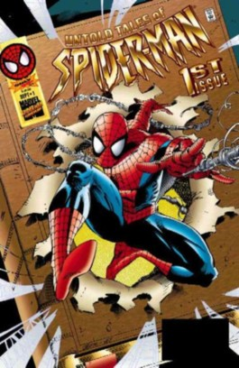 Spider-Man Visionaries