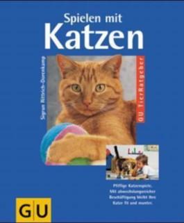 Spielen mit Katzen