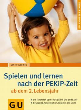 Spielen und lernen nach PEKIP ab dem 2. Lebensjahr