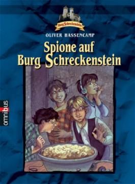 Spione auf Burg Schreckenstein