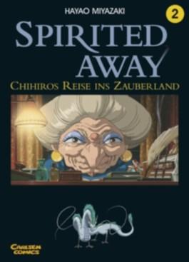 Spirited Away, Band 2: Chihiros Reise ins Zauberland
