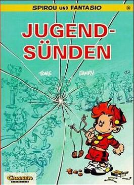 Spirou und Fantasio, Carlsen Comics, Bd.36, Jugendsünden