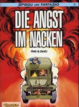 Spirou und Fantasio, Carlsen Comics, Bd.38, Die Angst im Nacken