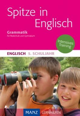 Spitze in Englisch 5. Schuljahr Grammatik