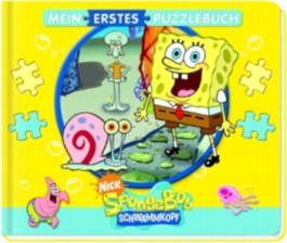 SpongeBob Schwammkopf, Mein erstes Puzzlebuch