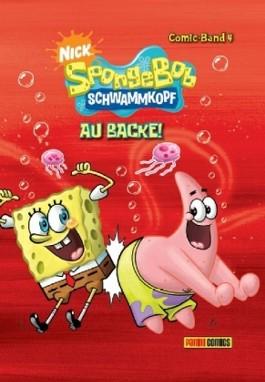 SpongeBob Schwammkopf Comic