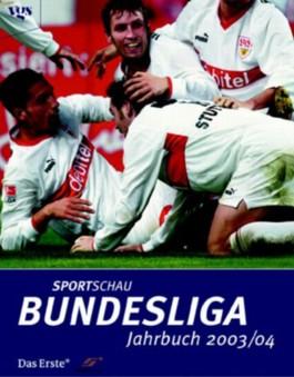 Sportschau Bundesliga Jahrbuch 2003/04