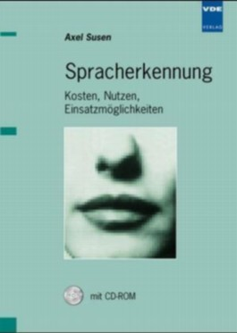 Spracherkennung, m. CD-ROM