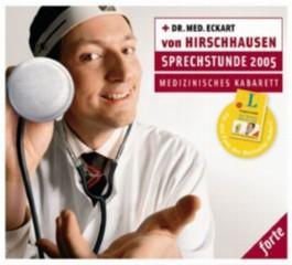 Sprechstunde 2005 - medizinisches Kabarett