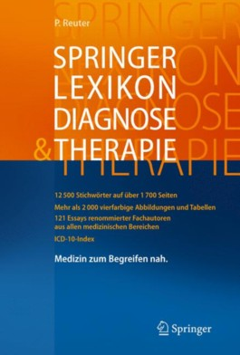 Springer Lexikon Diagnose Therapie