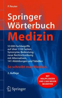 Springer Worterbuch Medizin