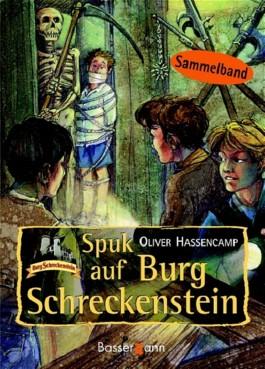 Spuk auf Burg Schreckenstein
