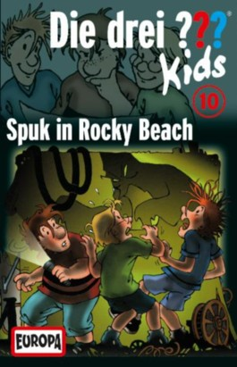 Die drei ??? Kids - Spuk in Rocky Beach
