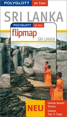 Sri Lanka - Buch mit flipmap