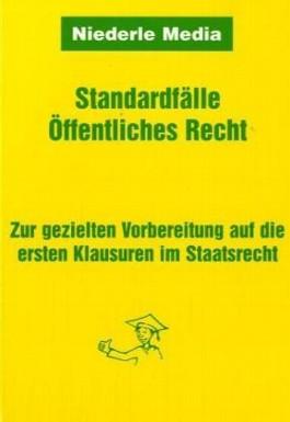 Standardfälle - Öffentliches Recht