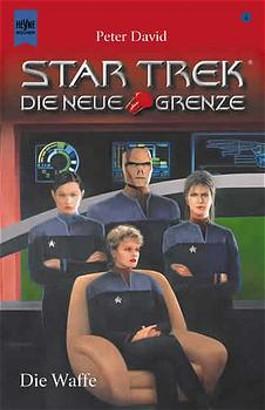 Star Trek, Die neue Grenze, Die Waffe