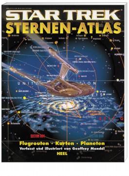 Star Trek, Sternenatlas