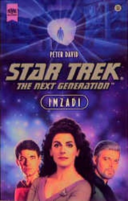 Star Trek. The Next Generation (30). Imzadi.