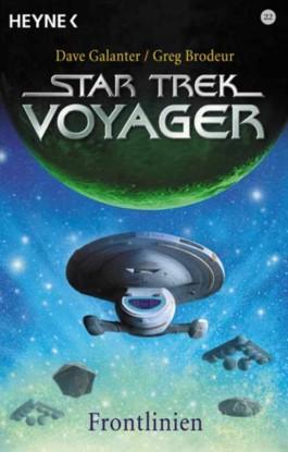 Star Trek, Voyager, Frontlinien