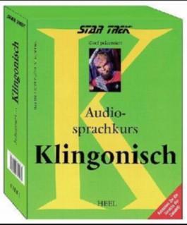 Star Trek Audiosprachkurs Klingonisch