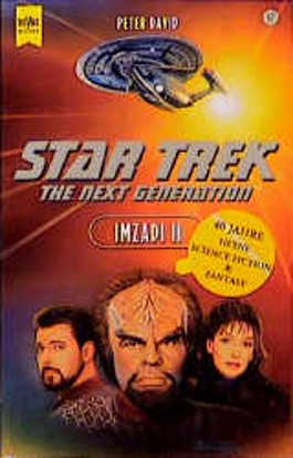 Star Trek.The Next Generation (67). Imzadi 2.