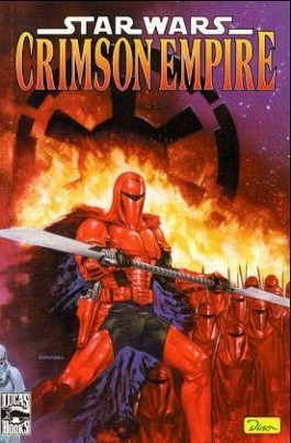 Star Wars 2 - Crimson Empire 1