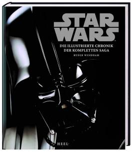 Star Wars - Die illustrierte Chronik der kompletten Saga