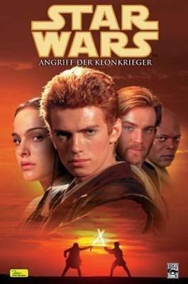 Star Wars Comic: Episode II - Angriff der Klonkrieger