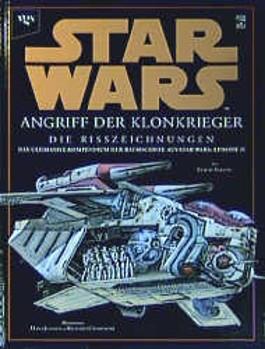Star Wars, Episode II, Die Risszeichnungen