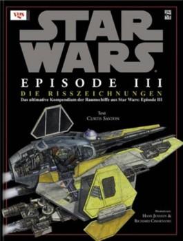 Star Wars, Episode III, Die Risszeichnungen
