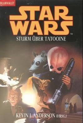 Star Wars, Sturm über Tatooine