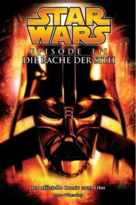 Star Wars Episode III, Die Rache der Sith - Der offizielle Comicsonderband zum Film