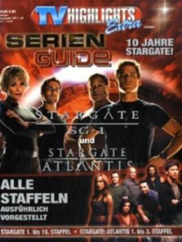 Stargate SG 1 + Stargate Atlantis