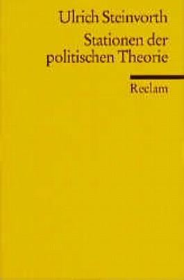 Stationen der politischen Theorie
