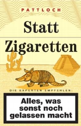 Statt Zigaretten, Alles, was sonst noch gelassen macht, 40 Karten m. Tipps
