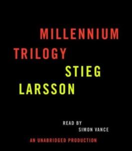 Stieg Larsson Millennium Trilogy