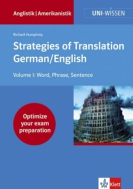 Strategies of Translation. German/ English