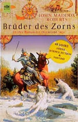 Sturmland- Saga 3. Brüder des Zorns.