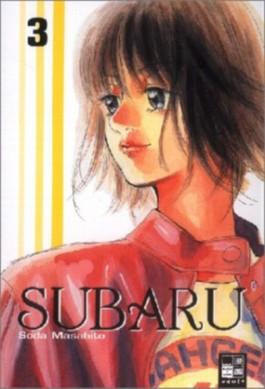 Subaru. Bd.3