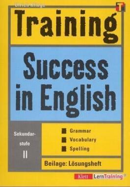 Success in English, Sekundarstufe II