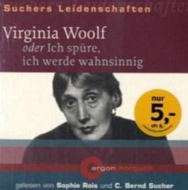 Suchers Leidenschaften: Virginia Woolf (PE mit 5 Ex.)
