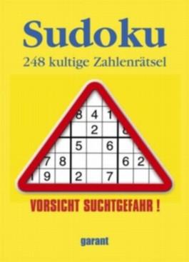 Sudoku - 248 kultige Zahlenrätsel