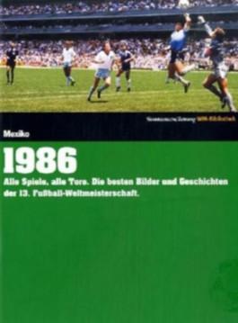 Süddeutsche Zeitung WM-Bibliothek, Band 1986